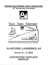 2012 OCTA Convention Tour Guide (Lawrence, KS)