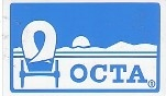 OCTA Window Decal