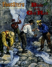 Footsteps African American History: Blacks in the Gold Rush, by Cobblestone
