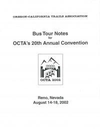 2002 OCTA Convention Tour Guide (Reno, NV)