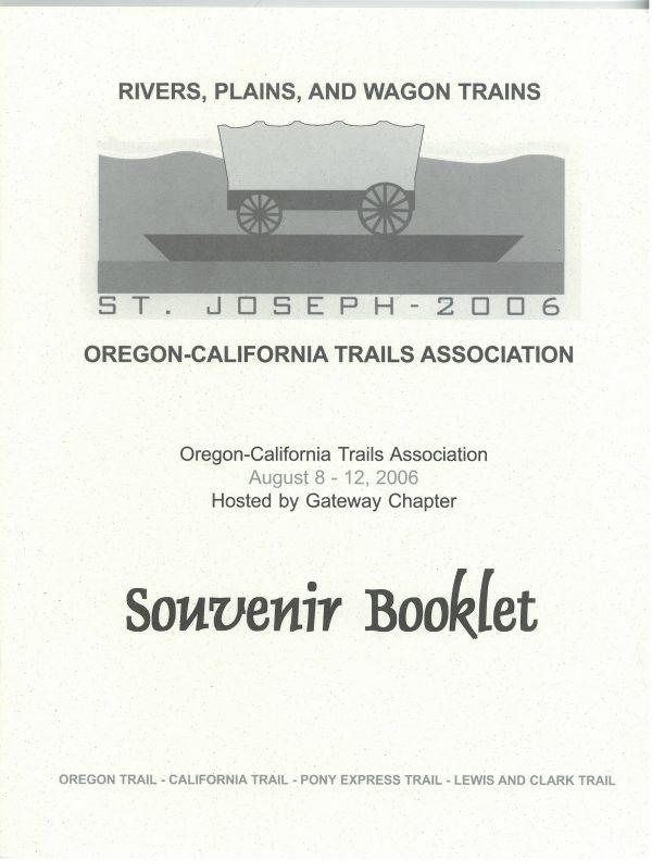 2006 OCTA Convention Booklet (St. Joseph, MO)