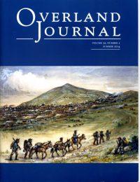 Overland Journal Volume 32 Number 2 Summer 2014