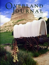 Overland Journal Volume 31 Number 2 Summer 2013