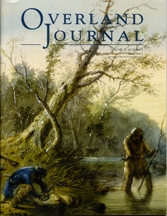 Overland Journal Volume 31 Number 3 Fall 2013