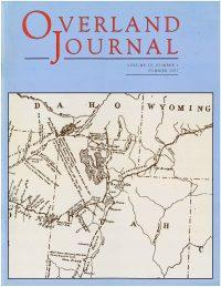 Overland Journal 20-2