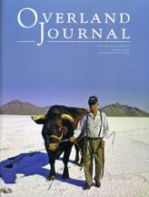 Overland Journal Volume 33 Number 1 Spring 2015