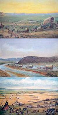 William Henry Jackson Print Set