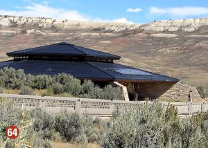 Visitor Center - Kemmerer, Wyoming