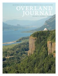 Overland journal 37 3 Fall 2019