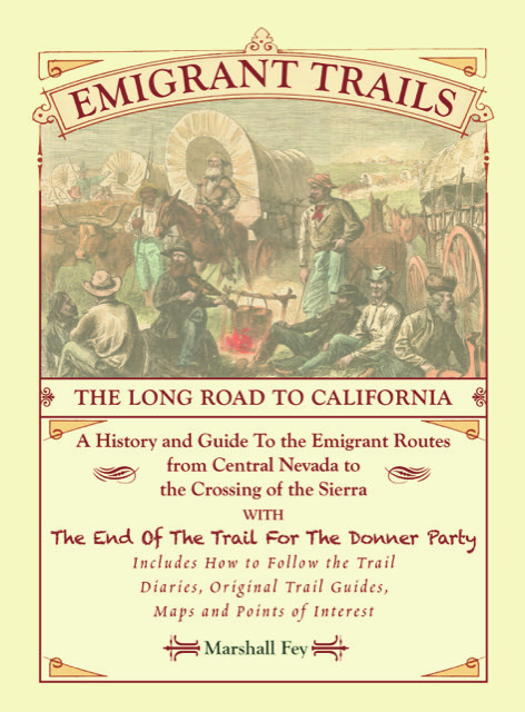 cover of Emigrant Trails by Marshall Fey
