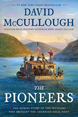 cover of The Pioneers by David McCullough