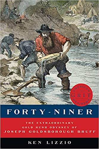 cover Forty-Niner by Ken Lizzio
