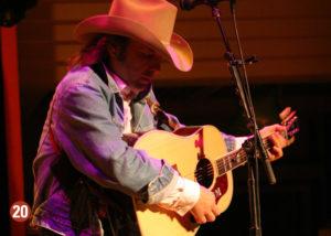 Cowboy performer