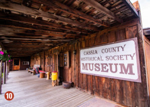 Cassia County Historical museum
