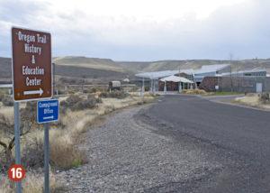 Three Island Oregon Trail Center