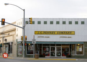 JC Penny Mother Store