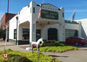 Three Valley Museum exterior